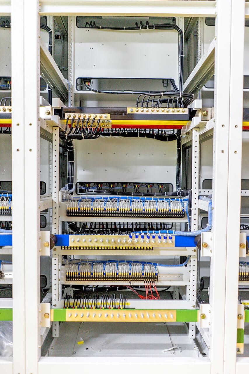 Awesome Bank Capacitor Panel Mikmar Gracindo Wiring Digital Resources Apanbouhousnl
