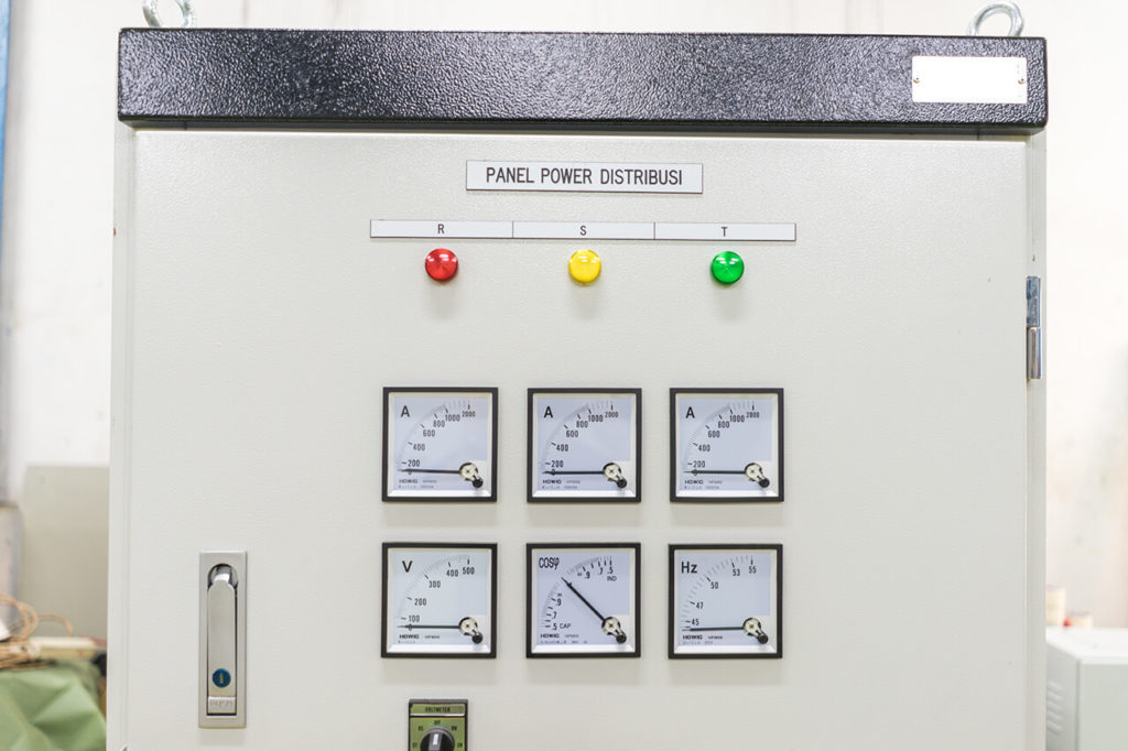 Sub Distribution Panel
